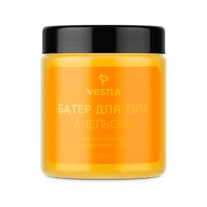 батер для тіла апельсин