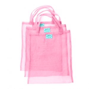 еко-торбинка рожева